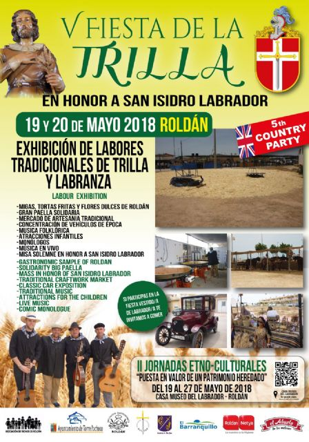 La Fiesta de la Trilla y Jornadas Etnoculturales - 1, Foto 1