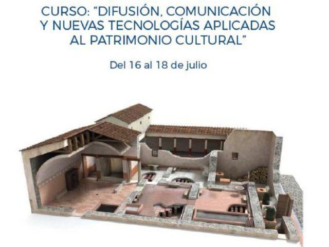 El Museo del Teatro Romano y la UPCT organizan un curso sobre comunicacion y tecnologia en Patrmonio Cultural - 1, Foto 1