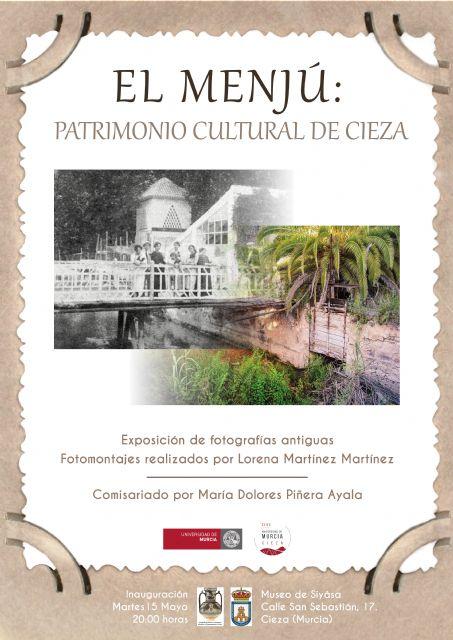 El patrimonio cultural de Cieza, protagonista de una exposición fotográfica de la UMU - 1, Foto 1