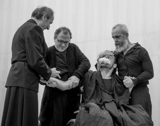 Eusebio Poncela protagoniza Esto no es la casa de Bernarda Alba en el Nuevo Teatro Circo de Cartagena - 1, Foto 1