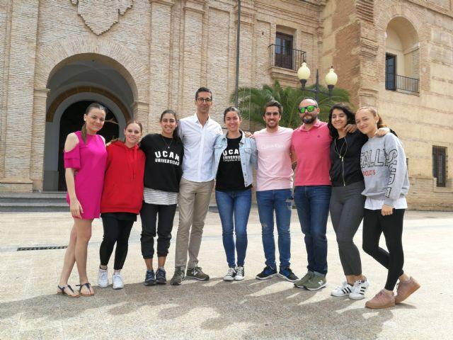 José Carlos Martínez abre las puertas de la Compañía Nacional a los alumnos del Grado en Danza de la UCAM - 1, Foto 1