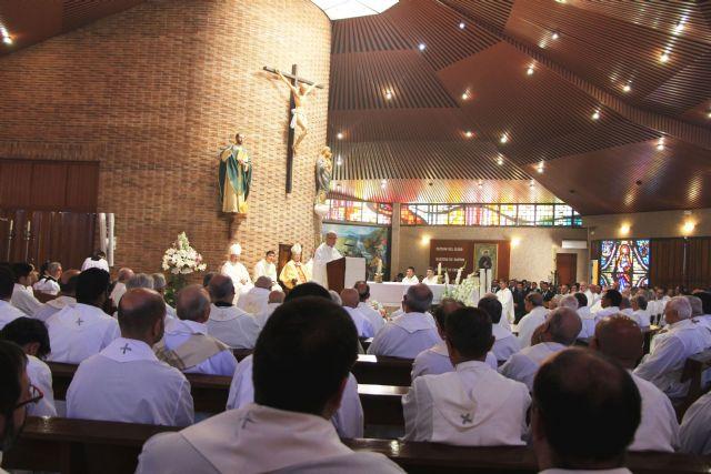 El presbiterio diocesano celebra la fiesta de San Juan de Ávila 2018 - 1, Foto 1