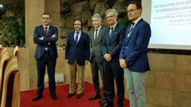 La Región acoge a especialistas en cooperación judicial internacional y derecho europeo - 2, Foto 2