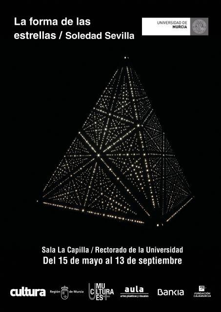 La artista Soledad Sevilla expone en la Universidad de Murcia - 1, Foto 1