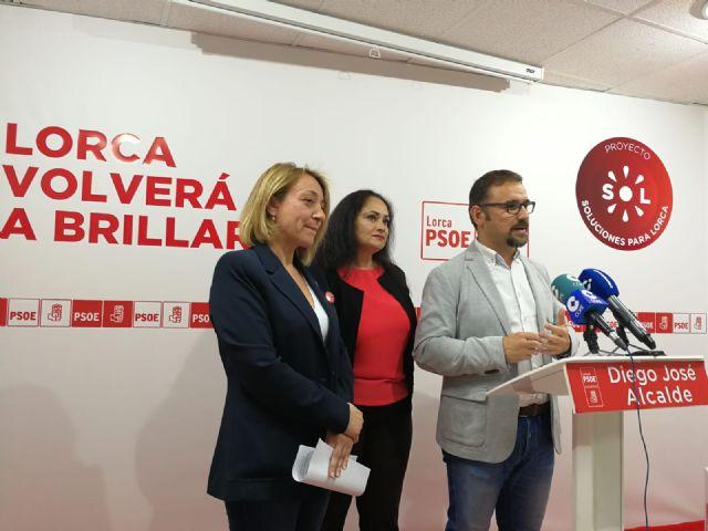 Diego José Mateos: El objetivo del PSOE es conseguir las mejores infraestructuras educativas para Lorca con las que garantizar la equidad, la estabilidad y la excelencia de la Educación Pública - 1, Foto 1