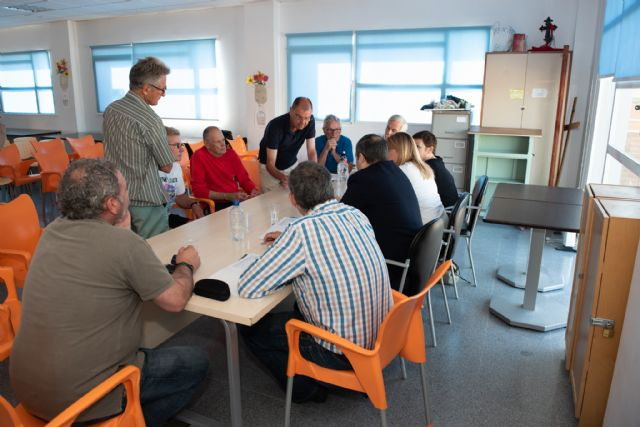 Ayuntamiento y comunidad propondrán a la confederación hidrográfica un nuevo encauzamiento de la rambla de Camposol, Foto 2