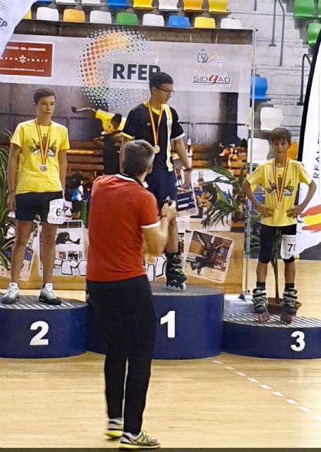 Tres medallas para los hermanos Peñalver en el nacional de patinaje de freeskate - 2, Foto 2