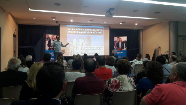 Fulgencio Gil propone la apertura de centros educativos en horario no lectivo, abrir la primera sala de estudio 24 horas e integrar a Lorca en la Red de Ciudades Educadoras Europeas - 2, Foto 2
