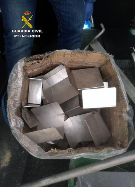 La Guardia Civil recupera materiales metálicos de una granja porcina valorados en cerca de 15.000 euros - 5, Foto 5