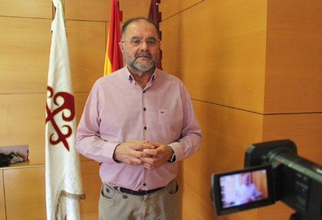El alcalde advierte de la existencia de un rebrote preocupante de contagios en Totana