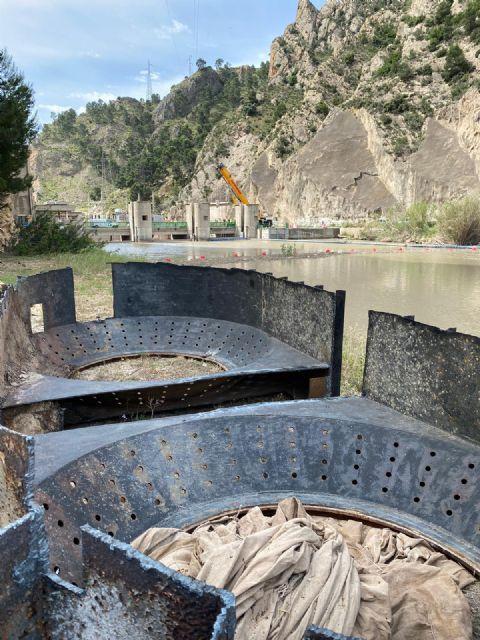 La CHS pone a punto las Infraestructuras críticas que sufrieron daños con la DANA - 1, Foto 1