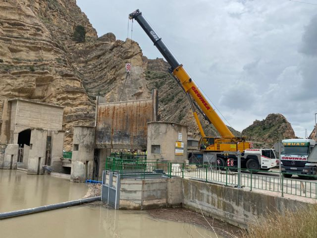 La CHS pone a punto las Infraestructuras críticas que sufrieron daños con la DANA - 2, Foto 2