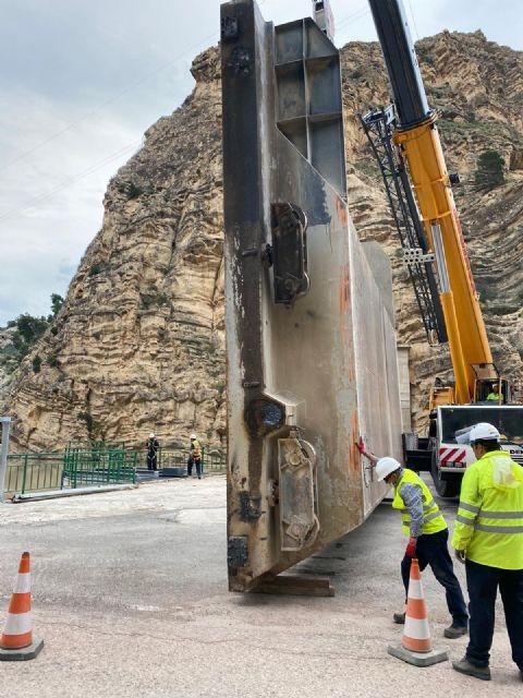 La CHS pone a punto las Infraestructuras críticas que sufrieron daños con la DANA - 4, Foto 4