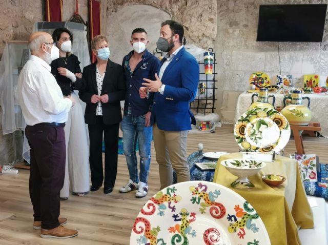 La Casa del Artesano acoge una exposición monográfica de alfarería basada en la obra de Martín Lario Pérez - 2, Foto 2
