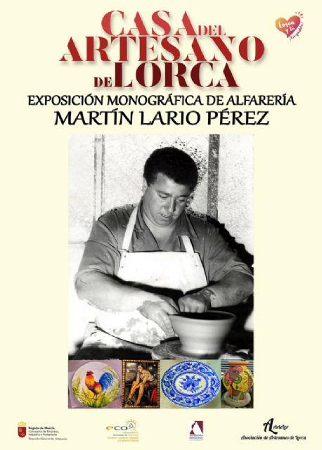 La Casa del Artesano acoge una exposición monográfica de alfarería basada en la obra de Martín Lario Pérez - 3, Foto 3