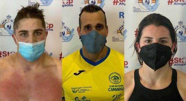 Validados los récords del Mundo de Alberto Turrado y Jon Rojano y el de Europa de Núria Payola - 1, Foto 1
