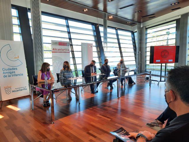 Alcantarilla acoge un curso de la Universidad del Mar sobre 'Patrimonio artístico y cultural' del 12 al 16 de julio - 1, Foto 1