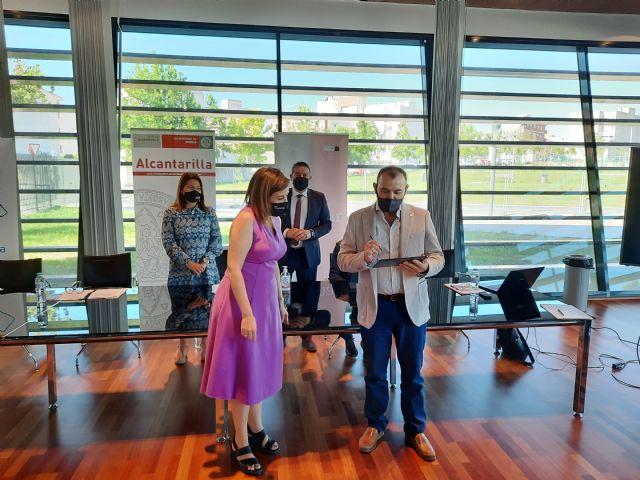 Alcantarilla acoge un curso de la Universidad del Mar sobre 'Patrimonio artístico y cultural' del 12 al 16 de julio - 2, Foto 2