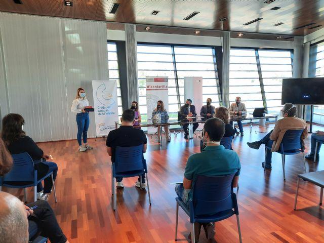 Alcantarilla acoge un curso de la Universidad del Mar sobre 'Patrimonio artístico y cultural' del 12 al 16 de julio - 3, Foto 3