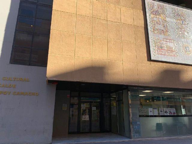 El Ayuntamiento de Lorca amplía el horario de la sala de estudio del Centro Cultural los sábados por la tarde para dar facilidades a los estudiantes durante la temporada de exámenes - 1, Foto 1