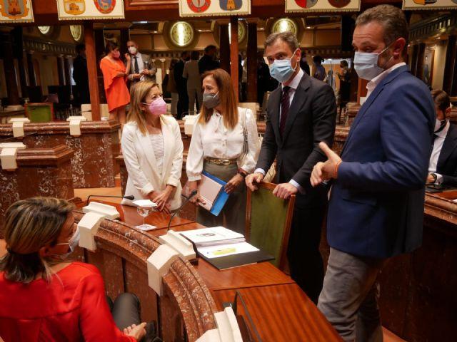 El PP destaca que los Presupuestos refuerzan las ayudas, directas y reales, de López Miras al sector turístico y hostelero, ante el abandono de Sánchez - 1, Foto 1