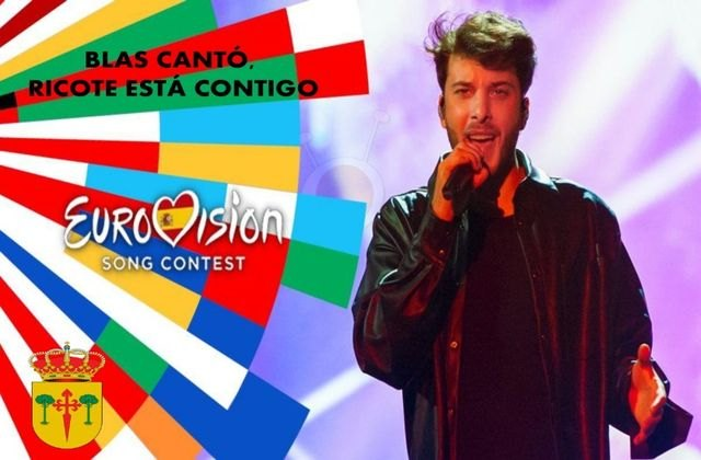 Blas Cantó, Ricote está contigo - 1, Foto 1