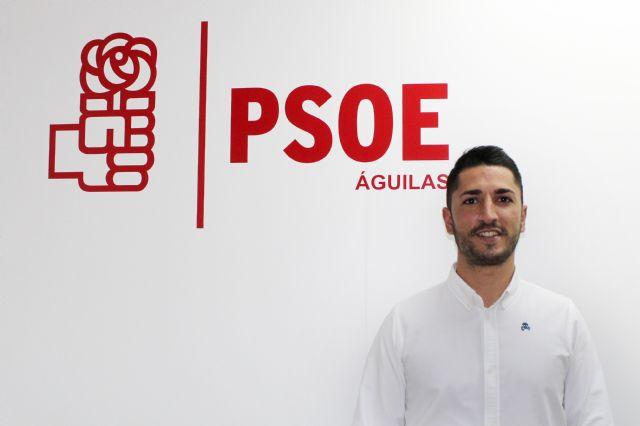 El PSOE denuncia que para el Gobierno Regional Águilas no existe - 1, Foto 1