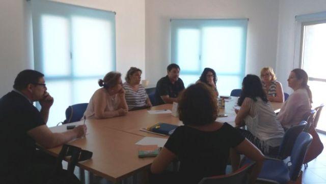 Reunión extraordinaria de la Comisión Municipal de Discapacidad - 1, Foto 1