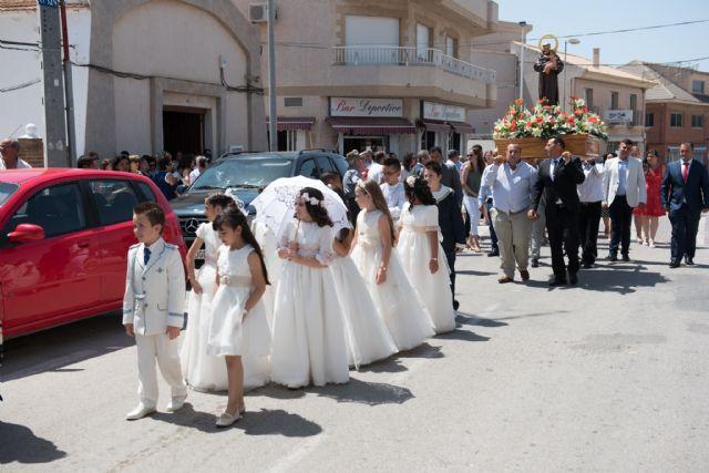 Cañada de Gallego disfruta de sus fiestas patronales en honor a San Antonio, Foto 2