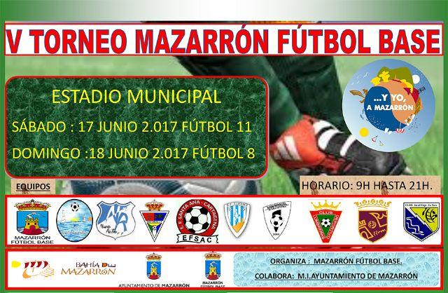 Cerca de 30 equipos compiten este fin de semana en el V torneo de Mazarrón fútbol base - 1, Foto 1