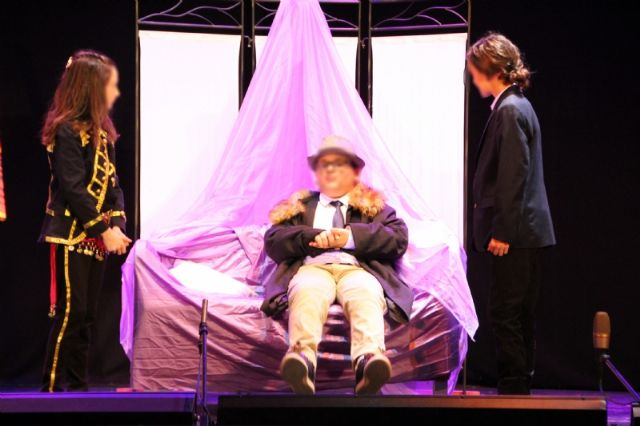 Primera jornada de muestras fin de curso de los talleres municipales de teatro, Foto 2