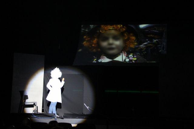 Primera jornada de muestras fin de curso de los talleres municipales de teatro, Foto 3