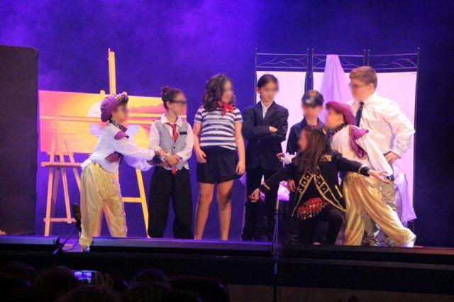 Primera jornada de muestras fin de curso de los talleres municipales de teatro, Foto 4