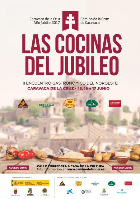 'Las cocinas del Jubileo' muestran en Caravaca lo mejor de la gastronomía del Noroeste - 2, Foto 2