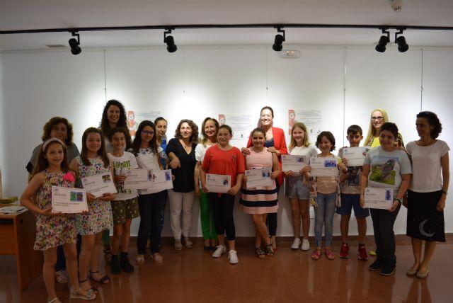 La Asociación Lactancia y Crianza Feliz entrega los premios del VI Concurso de Escolar de Plastilina - 1, Foto 1