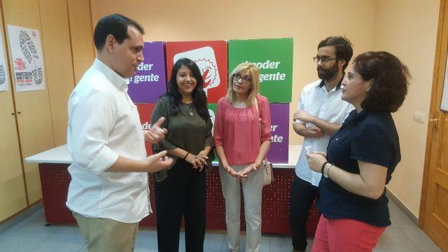 IU-Verdes de Murcia llama a Podemos y Equo a construir una candidatura más allá de los partidos - 1, Foto 1
