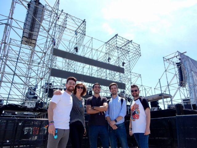 25.000 personas disfrutarán a partir de mañana de la música electrónica con el festival Animal Sound - 2, Foto 2
