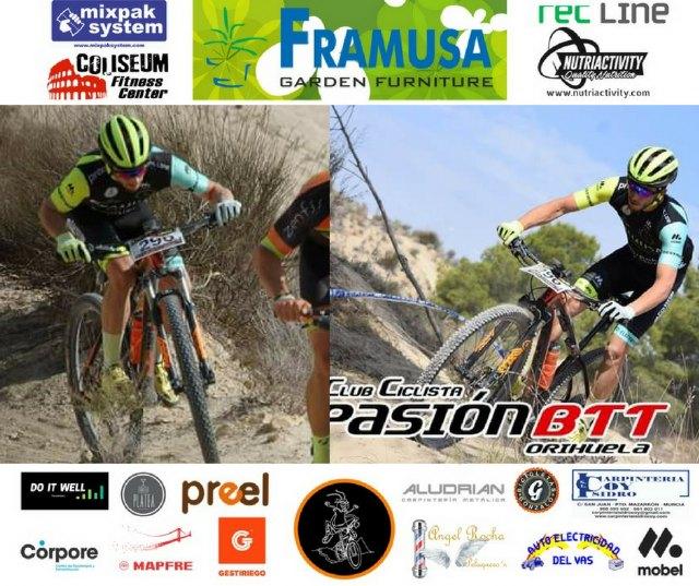 Mario Arias de Framusa Saltamontes MTB en Orihuela, Foto 2