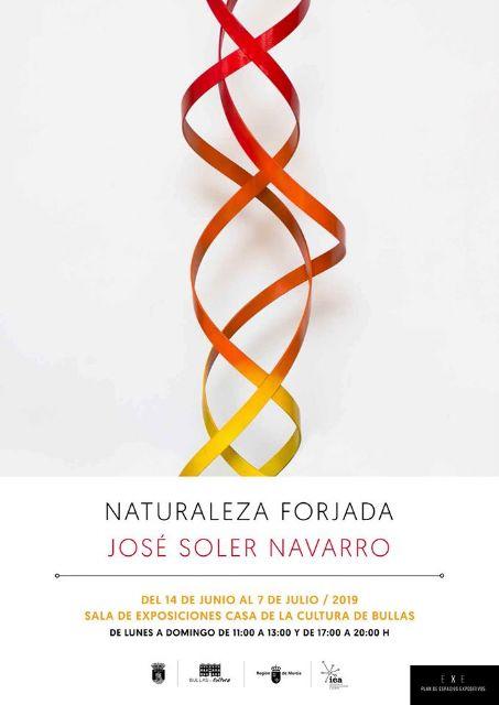 La Casa de Cultura acoge la exposición 'Naturaleza Forjada' de José Soler - 1, Foto 1