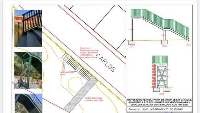 Comienzas las diferentes obras del complementario del Plan de Obras y Servicios - 3, Foto 3