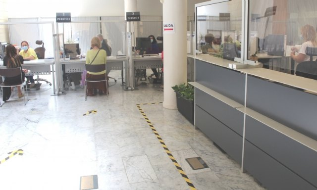 The use of the Electronic Office of the Totana City Council increased during the time of confinement by 56.3% compared to the same time period of the previous year