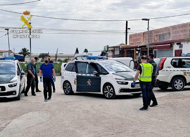 La Guardia Civil desarticula un grupo itinerante de 'cogoteros' - 1, Foto 1
