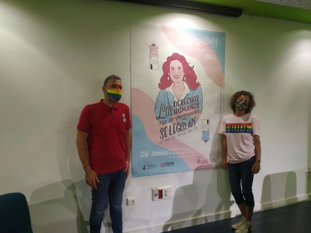El Orgullo de Cartagena vuelve a la calle para reivindicar los derechos de las personas TRANS - 1, Foto 1