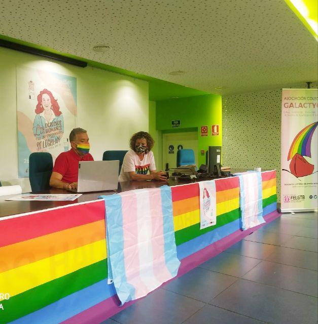 El Orgullo de Cartagena vuelve a la calle para reivindicar los derechos de las personas TRANS - 3, Foto 3
