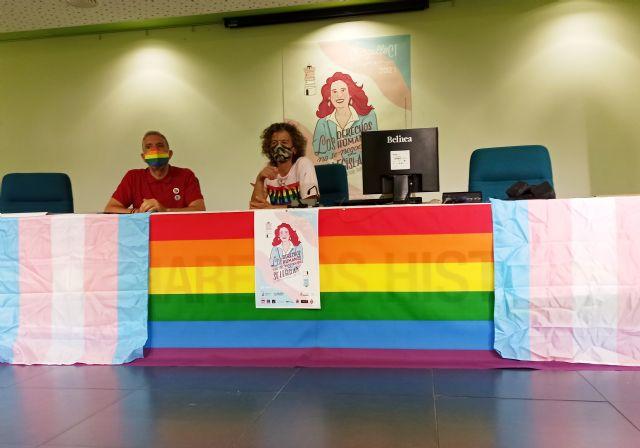 El Orgullo de Cartagena vuelve a la calle para reivindicar los derechos de las personas TRANS - 4, Foto 4