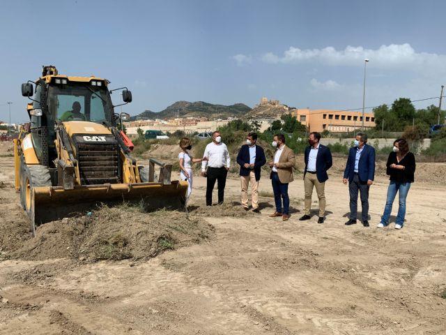 La Comunidad avanza para completar la ronda de circunvalación de Lorca que mejorará la conectividad entre San Diego y Apolonia - 1, Foto 1