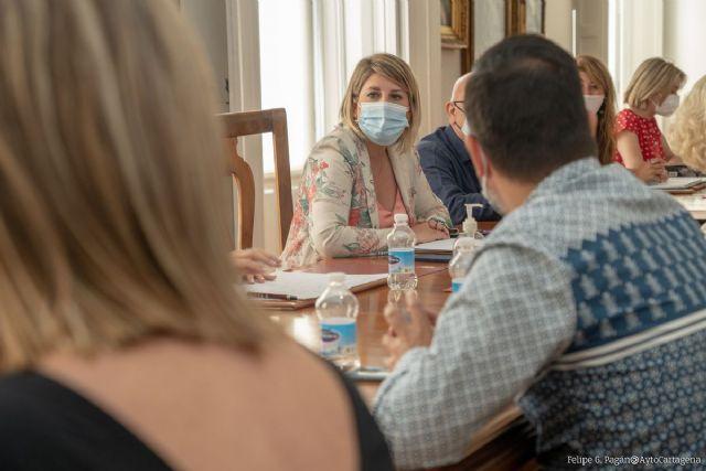 Las ayudas directas a hostelería y taxistas se aprobarán el jueves en la Junta de Gobierno - 1, Foto 1