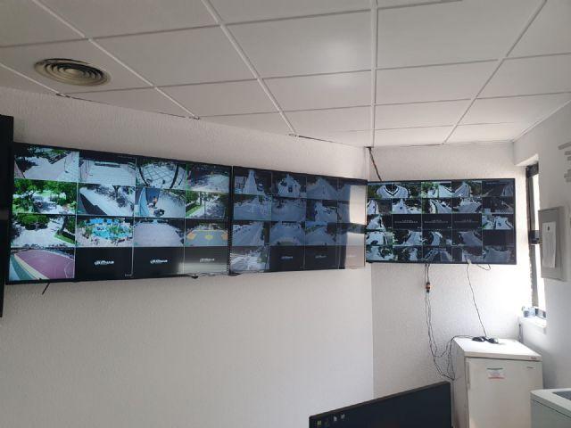 La Policía Local de Molina de Segura dispone de un nuevo servicio de videovigilancia en lugares públicos para el control del tráfico y la seguridad ciudadana, financiado a través de la EDUSI Molina 2020 Avanza Contigo - 2, Foto 2