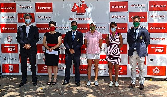 Presentada la primera prueba del Santander Golf Tour en Málaga - 1, Foto 1