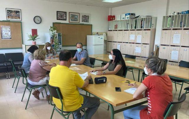 VOX Fuente Álamo logra habilitar la línea de Bachiller de Ciencias para el IES Pueblos de la Villa - 1, Foto 1